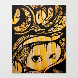 Jaundice Canvas Print