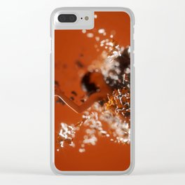 Propagation Clear iPhone Case