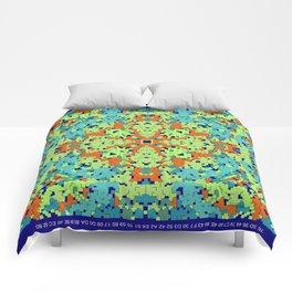 """Spring"" series #7 Comforters"