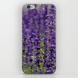 Lavender Love iPhone Skin