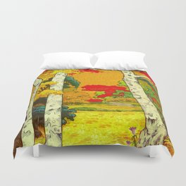 Home at Syin Duvet Cover