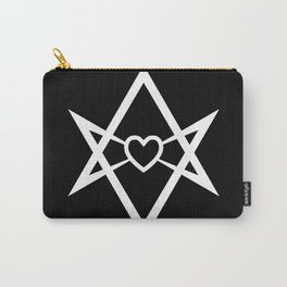 Thelema Heart Carry-All Pouch