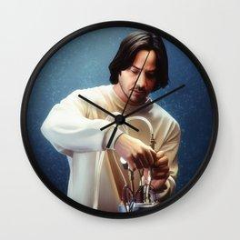 Eddie Kasalivich Wall Clock