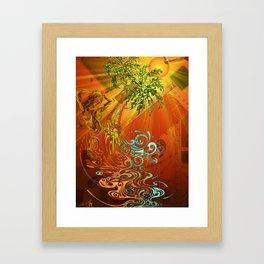 Palolem Framed Art Print