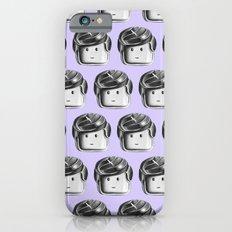 Minifigure Pattern - Violet Slim Case iPhone 6s
