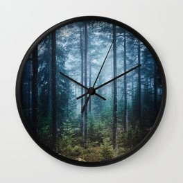 Always Here Wall Clock