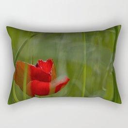 THE POPPY 1 Rectangular Pillow