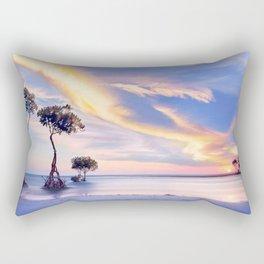 Ardor coast Rectangular Pillow