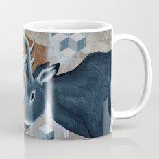 Deer Cubed Mug