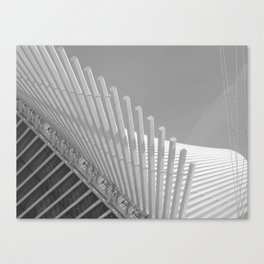 Milwaukee II | C A L A T R A V A | architect | Canvas Print