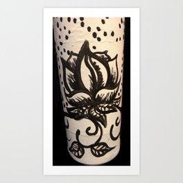 Bottle2 Art Print