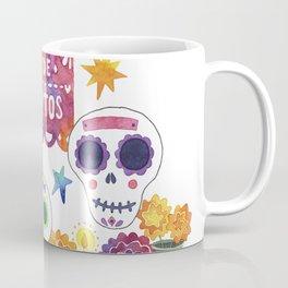 Dia de Muertos / Day of the Dead Coffee Mug