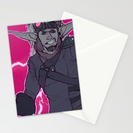 Dark Jak Stationery Cards