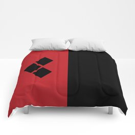 Two Sides of Harley Quinn Comforters