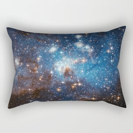 Large and Small Stars in Harmonious Coexistence Rectangular Pillow
