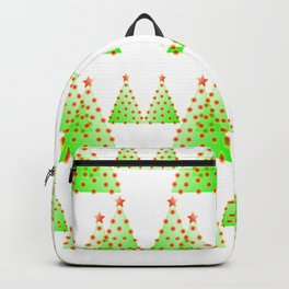 Christmas Trees Backpack