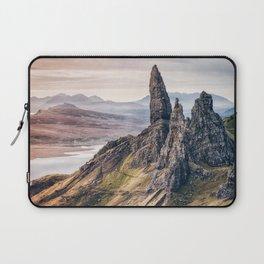 Old Man of Storr, Isle of Skye, Scotland Laptop Sleeve