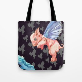 The Impossibility of Spring Tote Bag