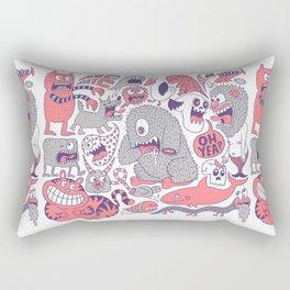 Ol' Doodle Rectangular Pillow