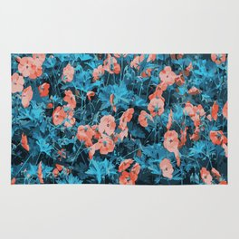 North bay flowers Rug