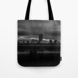 Long Exposure of Boston Tote Bag