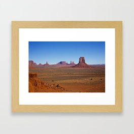 The Mittens Framed Art Print
