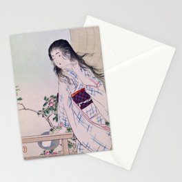 Mizuno Toshikata - IYOSUDARE - Top Quality Image Edition Stationery Cards