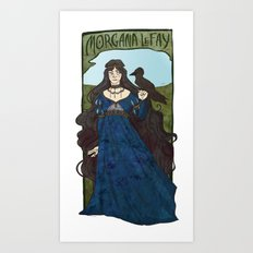 pagan poetry Art Print