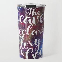 Heavens Travel Mug