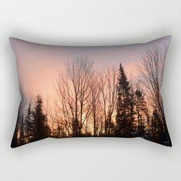 Photo 40 sunset Rectangular Pillow