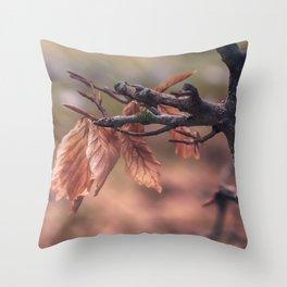 Proximity Throw Pillow