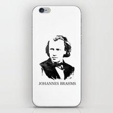 Johannes Brahms iPhone & iPod Skin