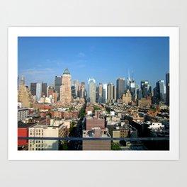 NYC III Art Print
