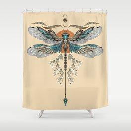 Bug Shower Curtains