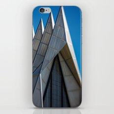 Air Force Church iPhone & iPod Skin