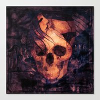 the mortal instruments Canvas Prints featuring Mortal Sin by Sirenphotos