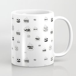 Scariest Pumpkins Around Coffee Mug