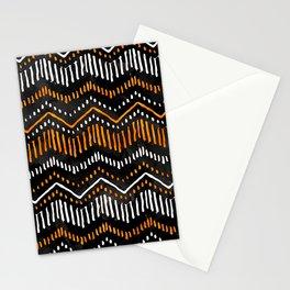 Handpainted Boho, Fall Stationery Cards