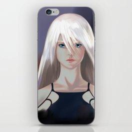 YoRHa A2 iPhone Skin
