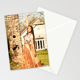 Of the Queen Heart High Stationery Cards