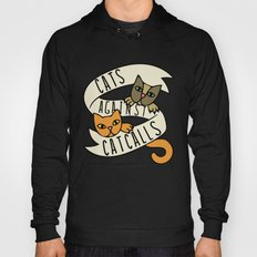 Cats against Catcalls Hoody
