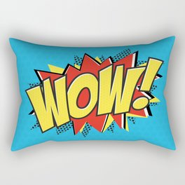 WOW POP ART Rectangular Pillow