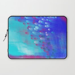 Feathers in the Sky Laptop Sleeve