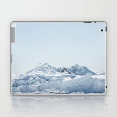 wall of ice Laptop & iPad Skin