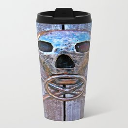Skull and Cross Bones Knocker Travel Mug