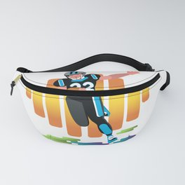 Football Player Fanny Pack