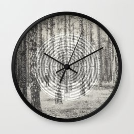 Lost in Rationality Wall Clock