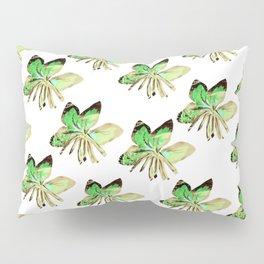 leafs vintage style Pillow Sham