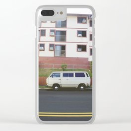 Continuity Clear iPhone Case