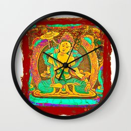 Thanka (2) Wall Clock